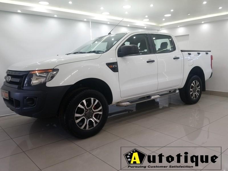 2015 Ford Ranger 2.2tdci Xl Pu Dc  Kwazulu Natal Durban_0