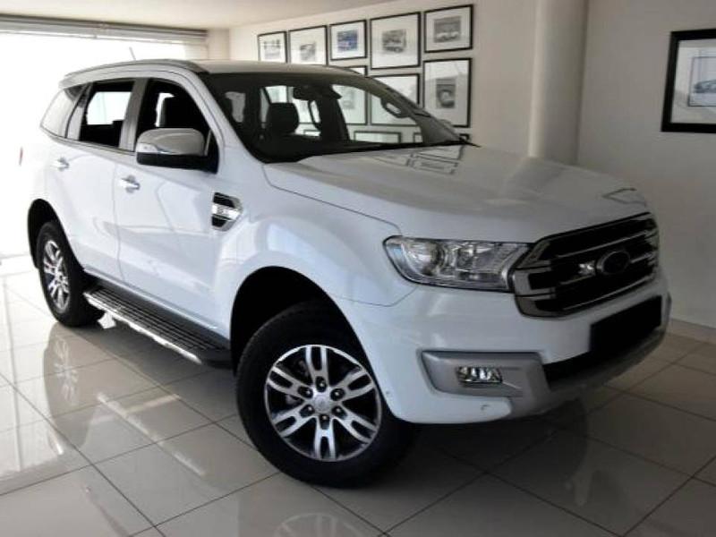 2019 Ford Everest 3.2 LTD 4X4 Auto Gauteng Centurion_0