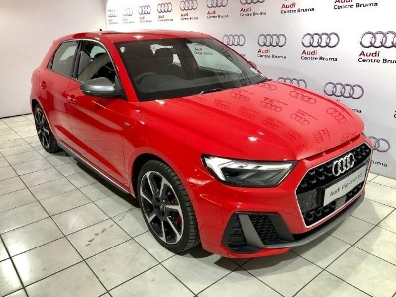 2020 Audi A1 Sportback 2.0 TFSI S-LINE S Tronic 40 TFSI Gauteng Johannesburg_0