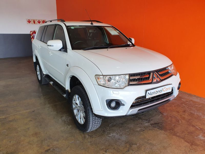2014 Mitsubishi Pajero Sport 2.5D 4X2 Auto Mpumalanga Secunda_0