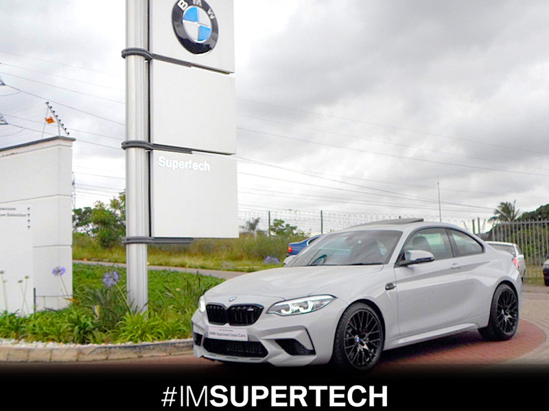 2018 BMW M2 Coupe M-DCT Competition F87 Kwazulu Natal Durban_0