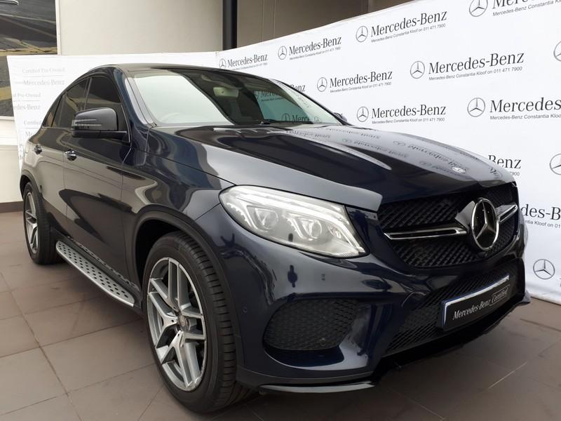 2016 Mercedes-Benz GLE-Class AMG coupe Gauteng Roodepoort_0