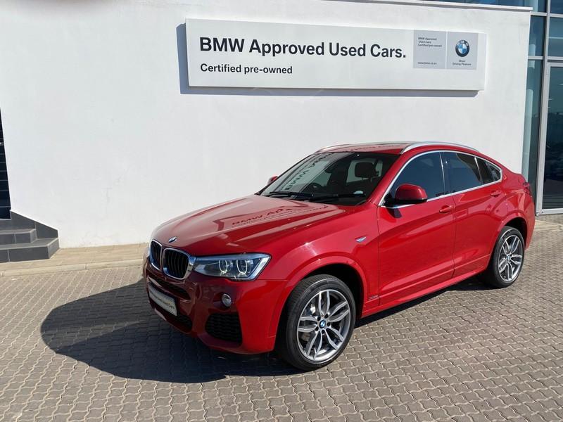 2016 BMW X4 xDRIVE20d M Sport Mpumalanga Nelspruit_0