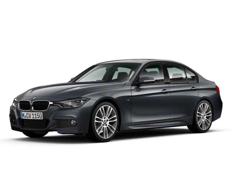 2016 BMW 3 Series 320i M Sport Auto Western Cape Tygervalley_0
