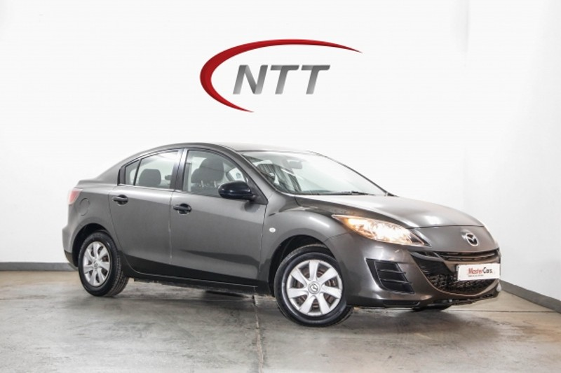 2011 Mazda 3 1.6 Original  North West Province Potchefstroom_0