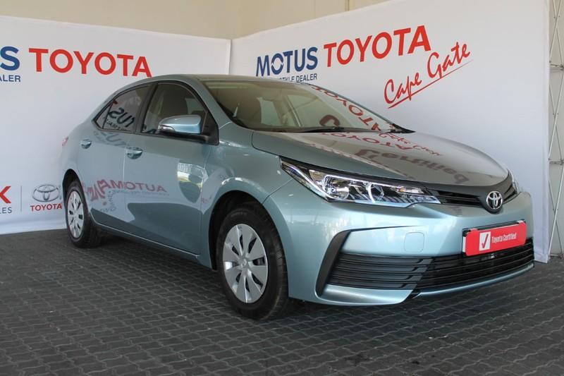 2020 Toyota Corolla Quest 1.8 Western Cape Brackenfell_0