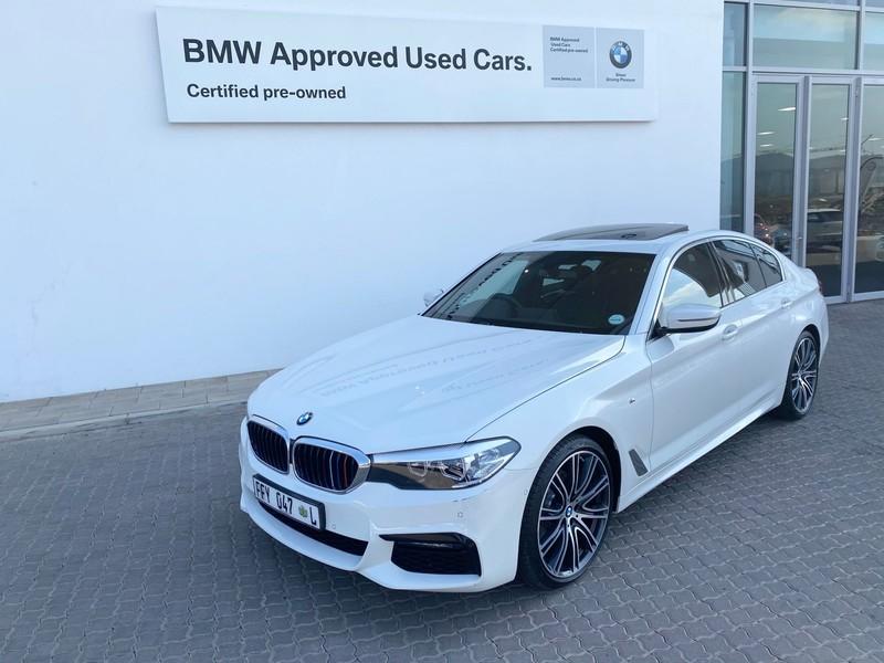 2019 BMW 5 Series 520d M Sport Mpumalanga Nelspruit_0