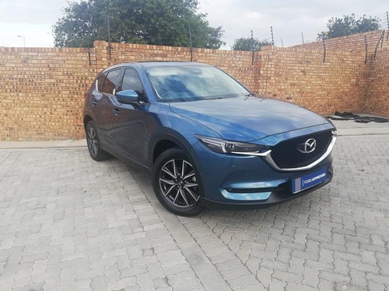 2018 Mazda CX-5 2.0 Individual Auto North West Province Rustenburg_0