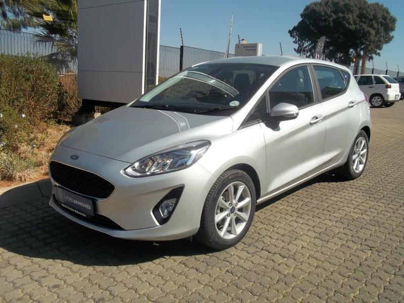 2020 Ford Fiesta 1.5 TDCi Trend 5-Door Gauteng Johannesburg_0