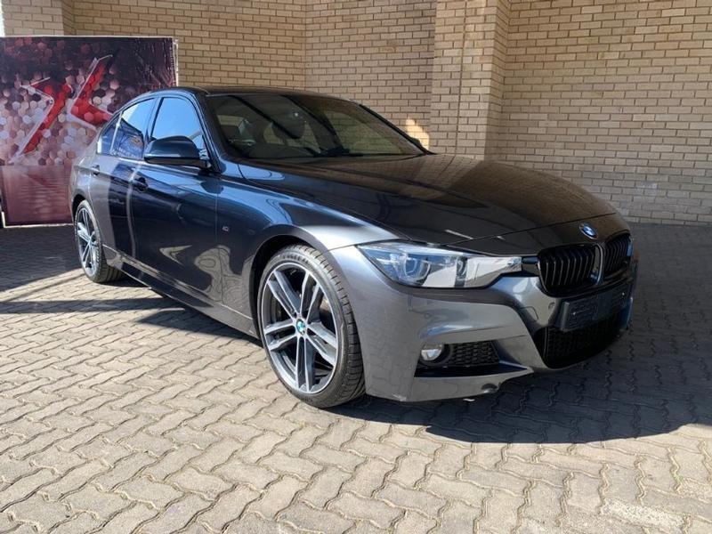 2018 BMW 3 Series 320i M Sport Gauteng Johannesburg_0