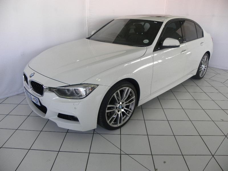 2014 BMW 3 Series 335i Luxury Line At f30  Gauteng Springs_0