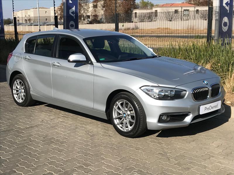 2016 BMW 1 Series 118i Urban Line 5DR f20 Gauteng Johannesburg_0
