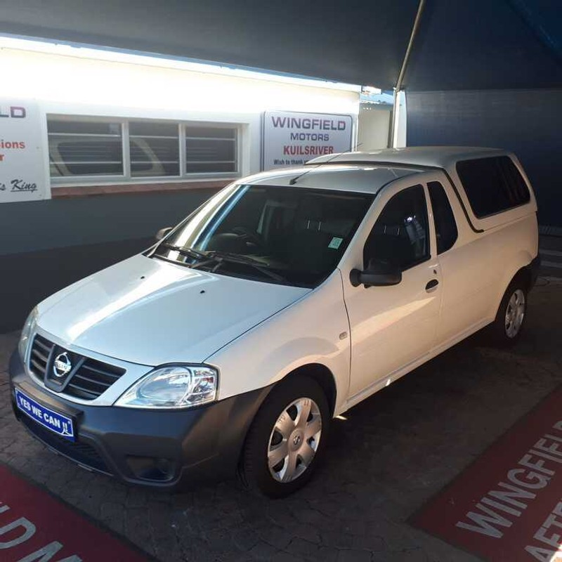 2015 Nissan NP200 1.5 Dci  Ac Safety Pack Pu Sc  Western Cape Kuils River_0