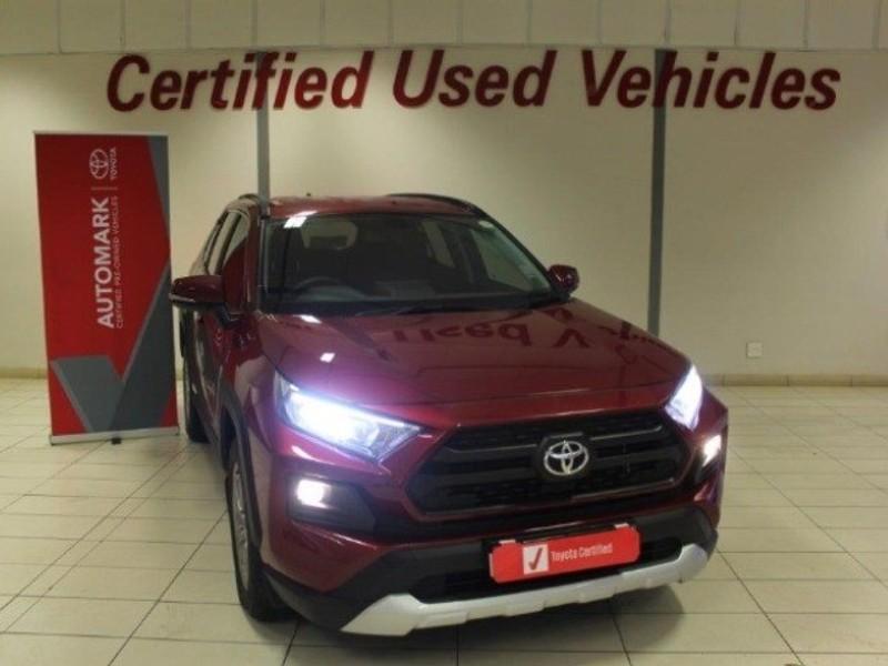 2020 Toyota Rav 4 2.0 GX-R CVT AWD Western Cape Stellenbosch_0