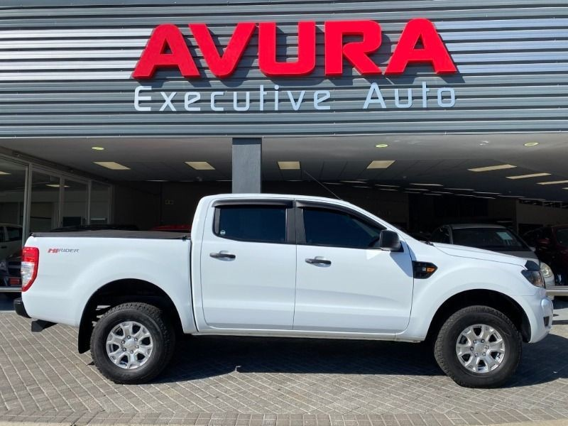 2016 Ford Ranger 2.2TDCi XL Double Cab Bakkie North West Province Rustenburg_0