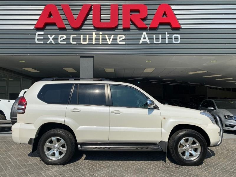 2005 Toyota Prado Vx 3.0 Tdi At  North West Province Rustenburg_0