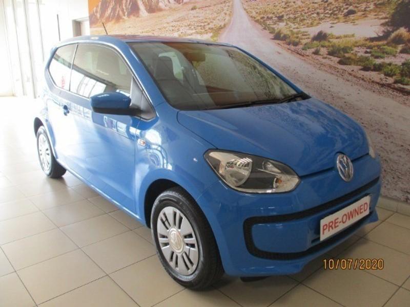 2016 Volkswagen Up Move UP 1.0 5-Door Gauteng Magalieskruin_0