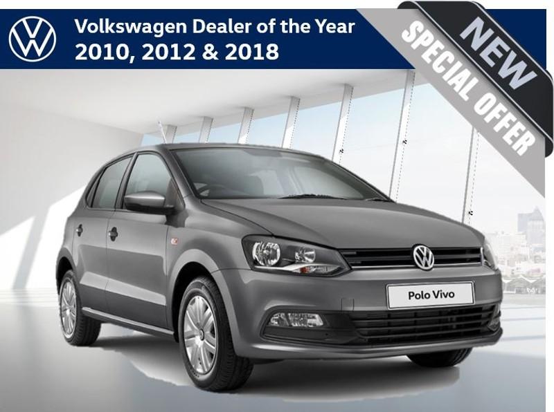 2020 Volkswagen Polo Vivo 1.4 Comfortline 5-Door Gauteng Johannesburg_0