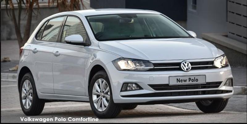 2020 Volkswagen Polo 1.0 TSI Comfortline Gauteng Randburg_0