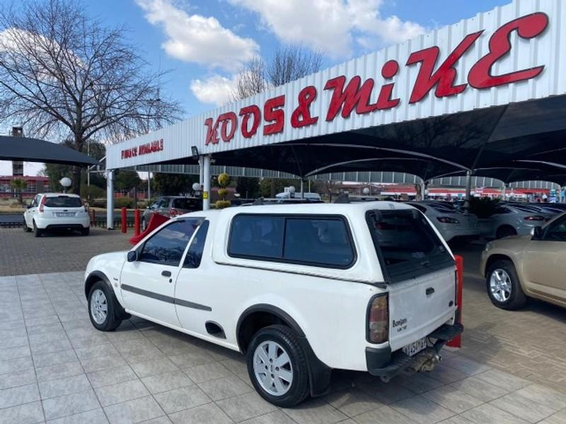 2007 Ford Bantam 1.6i Xlt Ac Pu Sc  Gauteng Vanderbijlpark_0