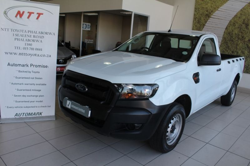2016 Ford Ranger 2.2TDCi LR Single Cab Bakkie Limpopo Phalaborwa_0