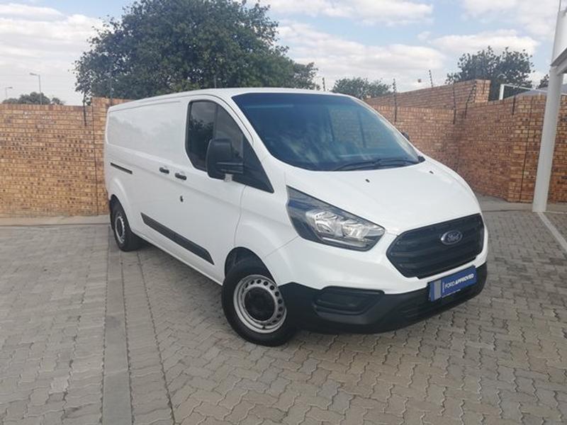 2019 Ford Transit Custom 2.2TDCi Ambiente LWB FC PV North West Province Rustenburg_0