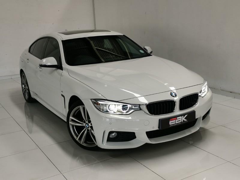 2016 BMW 4 Series 420i Gran coupe M Sport Auto Gauteng Johannesburg_0