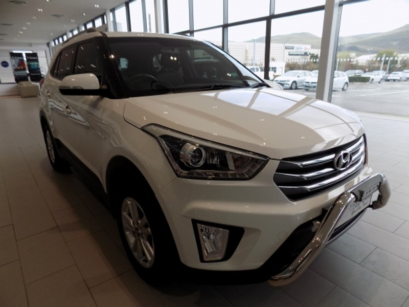 2018 Hyundai Creta 1.6 Executive Western Cape Paarl_0