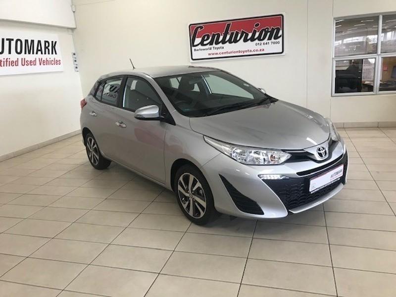 2018 Toyota Yaris 1.5 Xs CVT 5-Door Gauteng Centurion_0