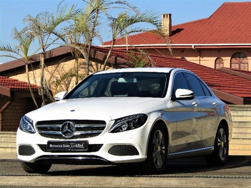 2017 Mercedes-Benz C-Class C200 Avantgarde Auto Kwazulu Natal Margate_0