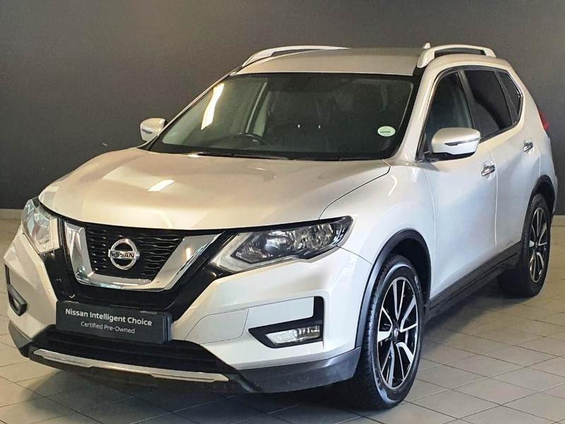 2018 Nissan X-Trail 2.5 Acenta PLUS 4X4 CVT 7S Gauteng Alberton_0