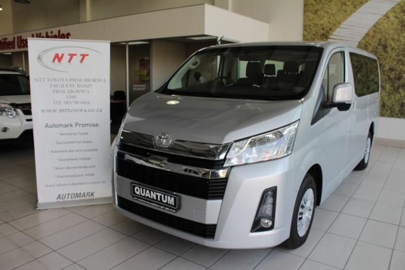 2019 Toyota Quantum 2.8 GL 11 Seat Limpopo Phalaborwa_0