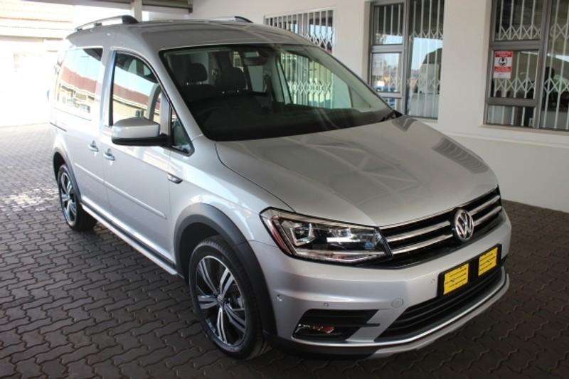 2020 Volkswagen Caddy Alltrack 2.0 TDI DSG 103kW Eastern Cape Umtata_0