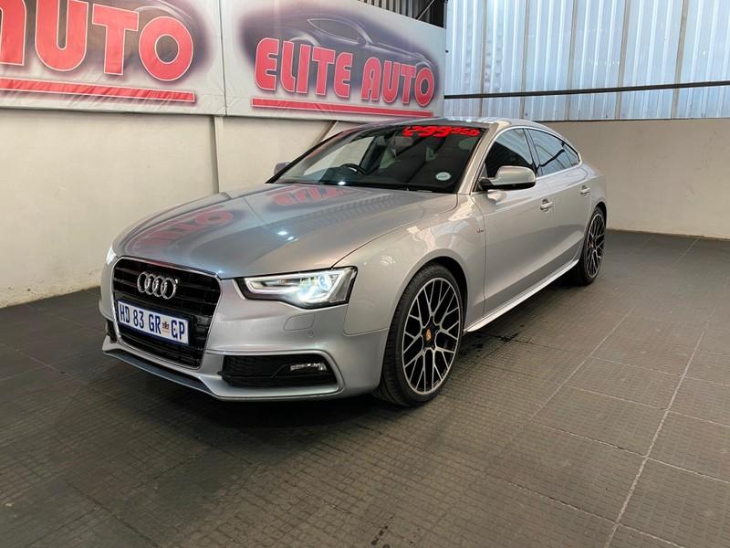 2016 Audi A5 Sprtback 2.0 Tdi Multi  Gauteng Vereeniging_0