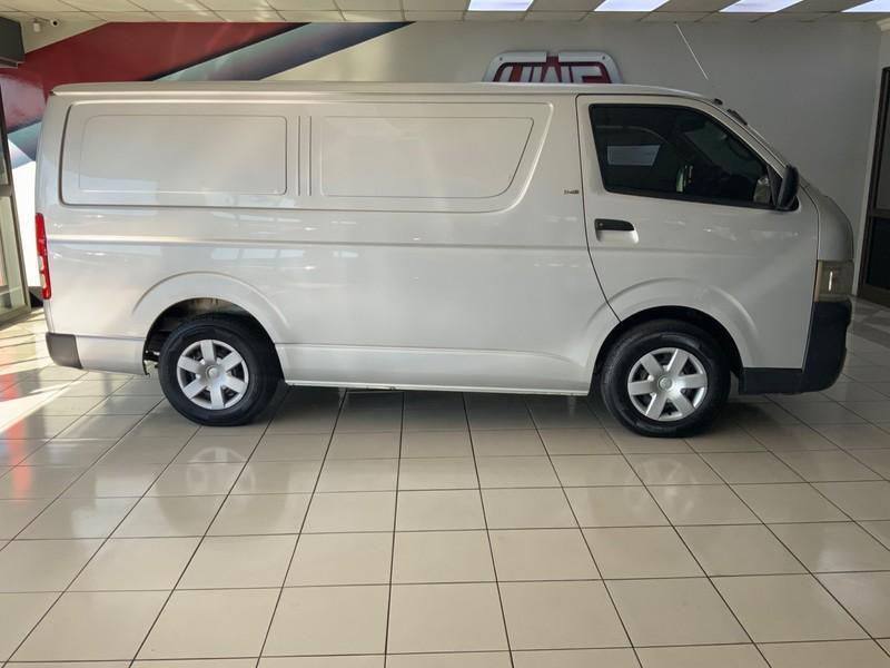2007 Toyota Quantum 2.5 D-4d Fc Pv  Mpumalanga Middelburg_0