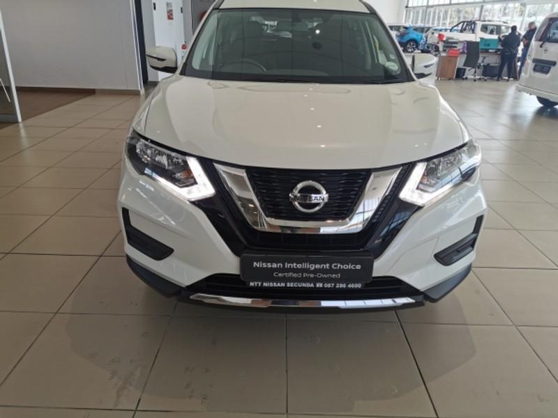 2020 Nissan X-Trail 2.0 Visia Mpumalanga Secunda_0