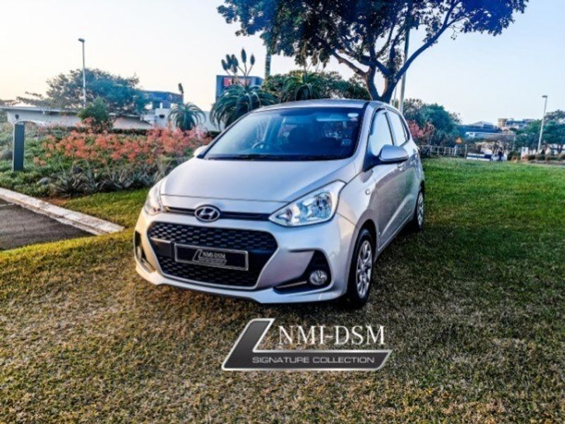 2018 Hyundai Grand i10 1.0 Motion Kwazulu Natal Umhlanga Rocks_0