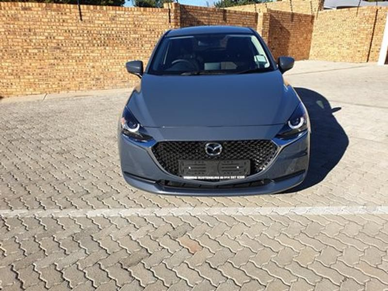 2020 Mazda 2 1.5 Dynamic Auto 5-Door North West Province Rustenburg_0