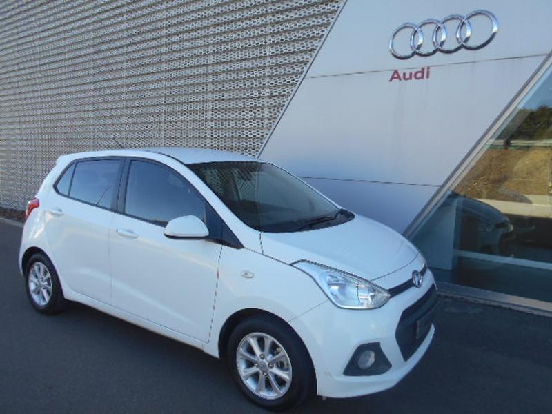 2014 Hyundai Grand i10 1.25 Motion North West Province Rustenburg_0