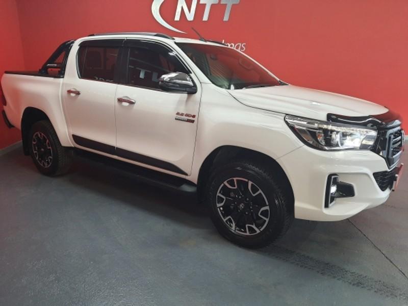 2020 Toyota Hilux 2.8 GD-6 Raider 4X4 Auto Double Cab Bakkie Mpumalanga Delmas_0