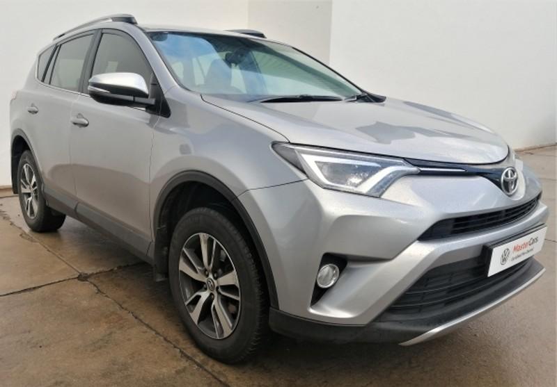2017 Toyota Rav 4 2.0 GX Western Cape Worcester_0