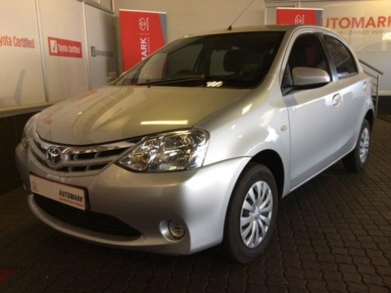 2020 Toyota Etios 1.5 Xi 5dr  Mpumalanga Witbank_0