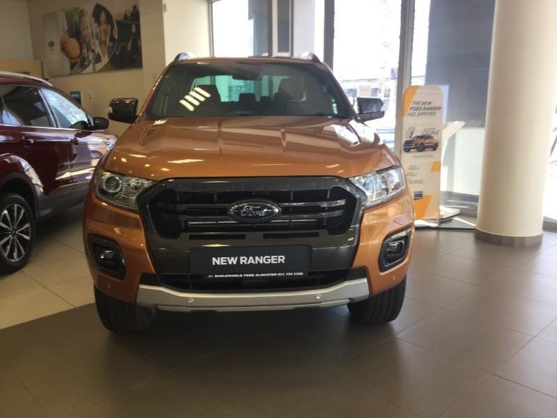 2020 Ford Ranger 2.0TDCi Wildtrak Auto Double Cab Bakkie Gauteng Alberton_0
