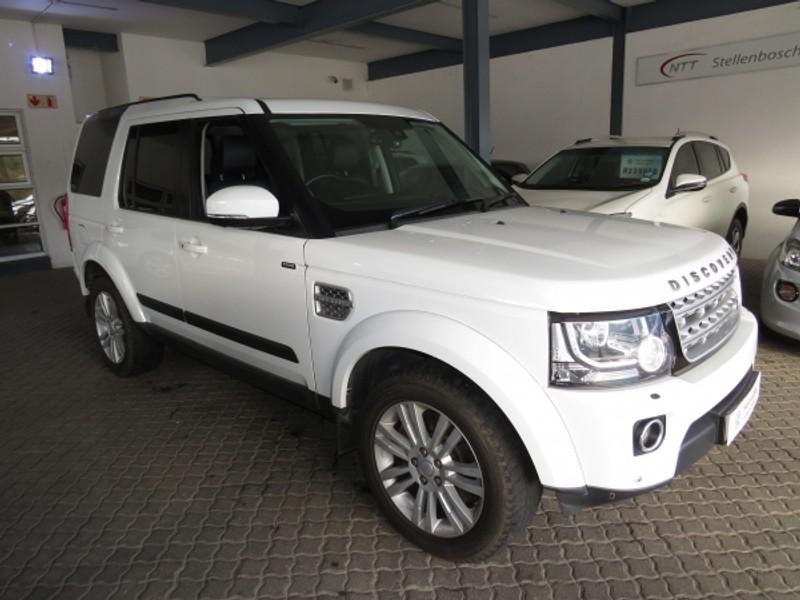 2015 Land Rover Discovery 4 3.0 Tdv6 Hse  Western Cape Stellenbosch_0
