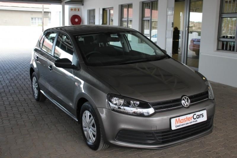 2020 Volkswagen Polo Vivo 1.4 Trendline 5-Door Eastern Cape Umtata_0