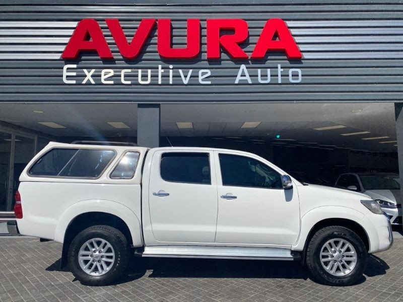 2014 Toyota Hilux 2.7 Vvti Raider Rb Pu Dc  North West Province Rustenburg_0