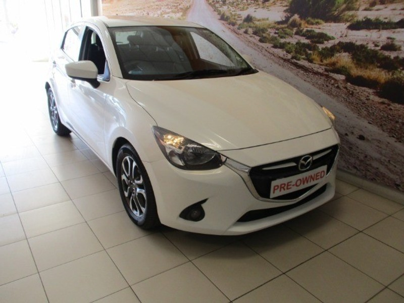 2016 Mazda 2 1.5 Individual Auto 5-Door Gauteng Magalieskruin_0