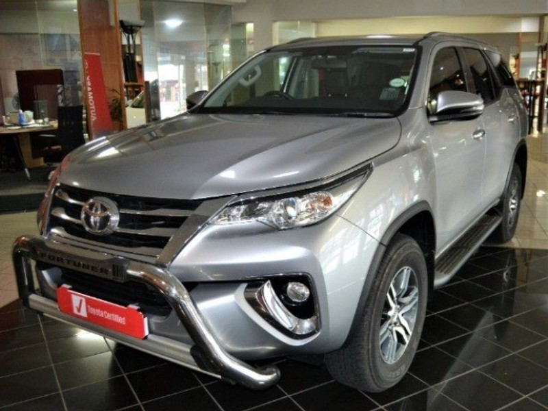 2019 Toyota Fortuner 2.4GD-6 4X4 Auto Western Cape Tygervalley_0