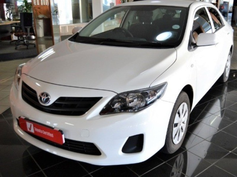 2020 Toyota Corolla Quest 1.6 Auto Western Cape Tygervalley_0