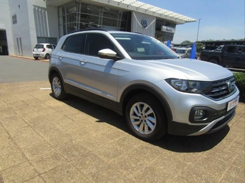 2020 Volkswagen T-Cross 1.0 Comfortline DSG Kwazulu Natal Pietermaritzburg_0